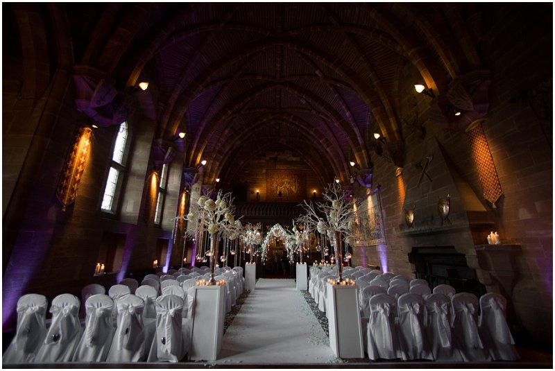 Shaun & Abby | Peckforton Castle Wedding Photography ...