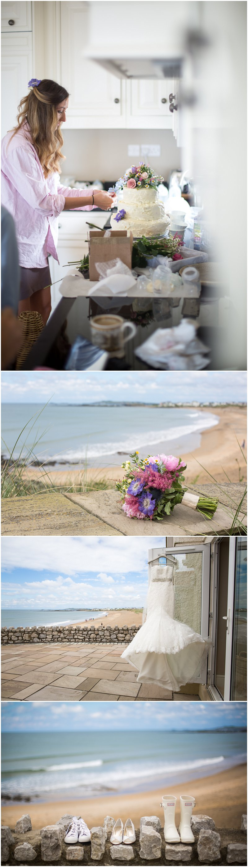 Bride details at Anglesey Wedding Photographer