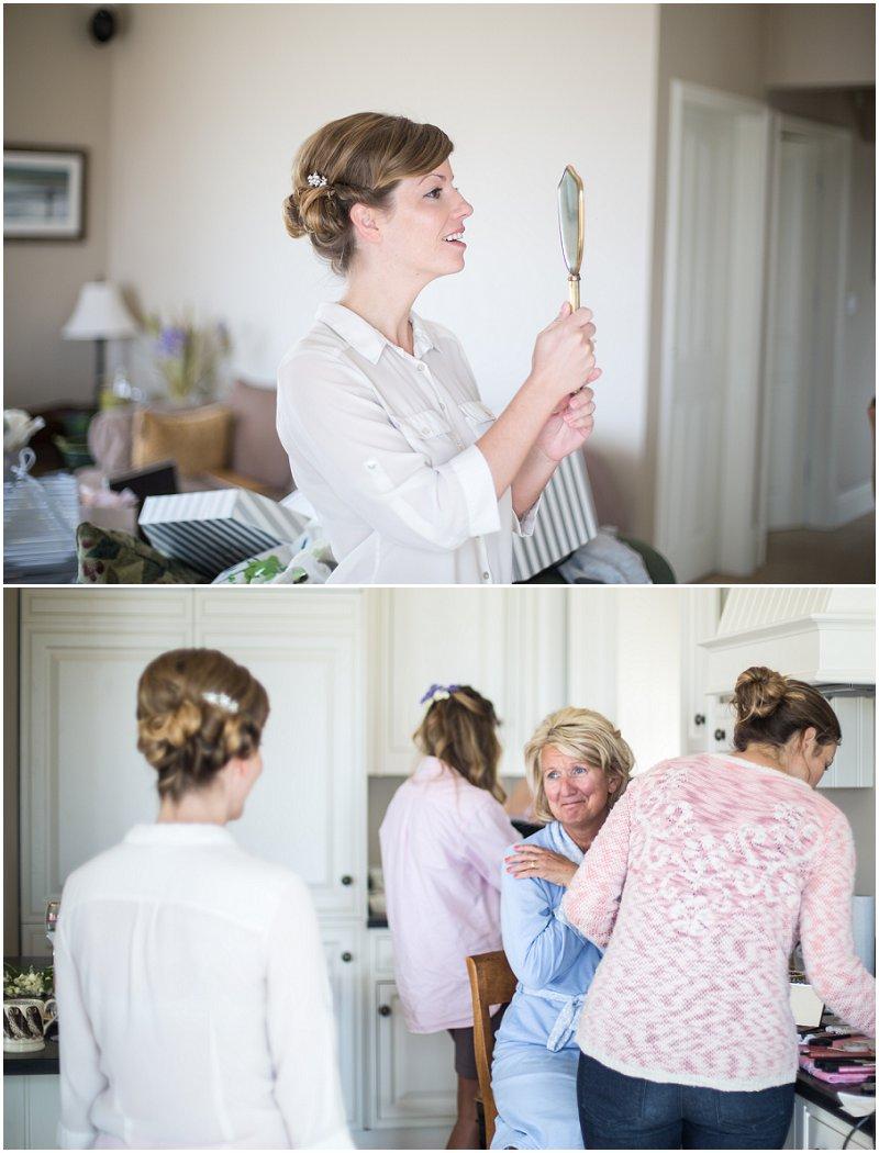 Bride prep Wedding Photography Anglesey Wedding Photographer