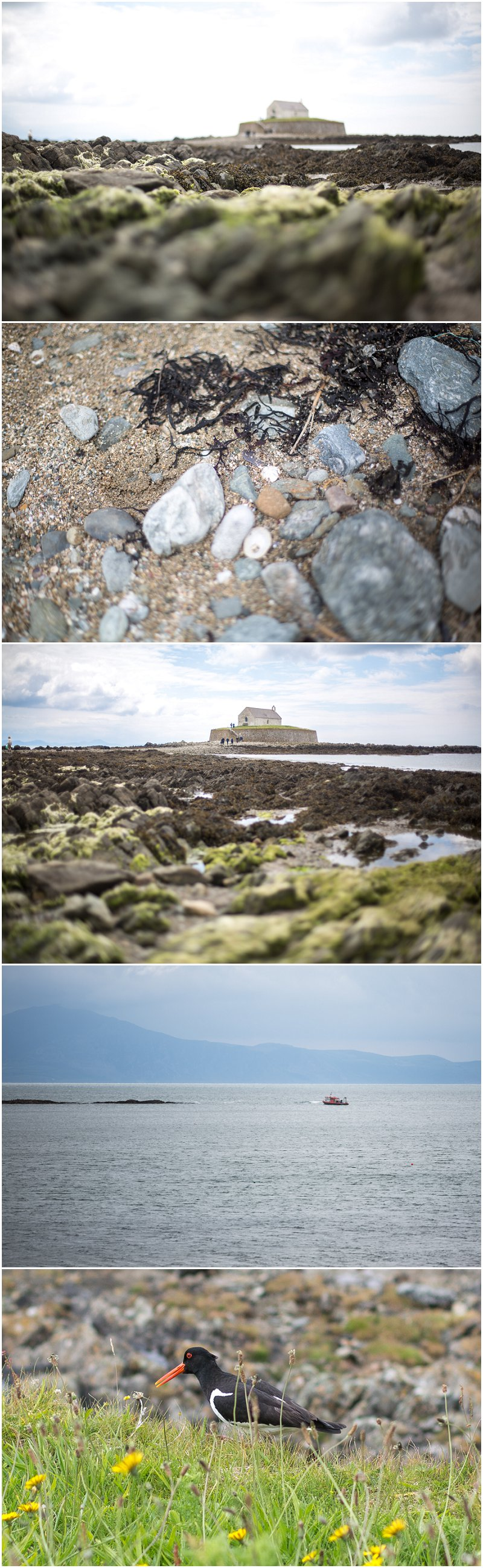 The Church on the Sea, Anglesey Wedding Photographer Wales