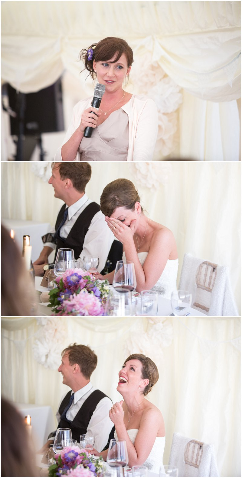 Maid of Honour speech at Anglesey wedding
