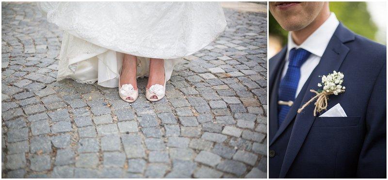 Wedding details at La Villa Italy wedding