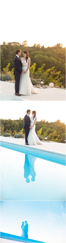 Wedding photography at La Villa Piedmont a