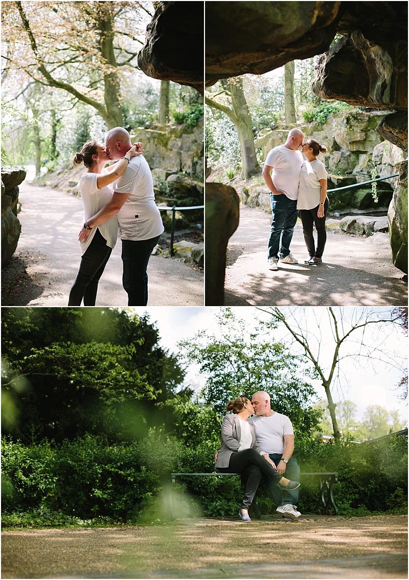 Photo Shoot at Avenham Park
