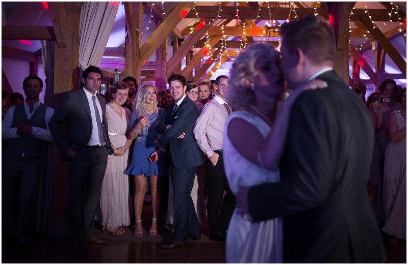 First Dance | Sandhole Oak Barn Wedding Photography Cheshire