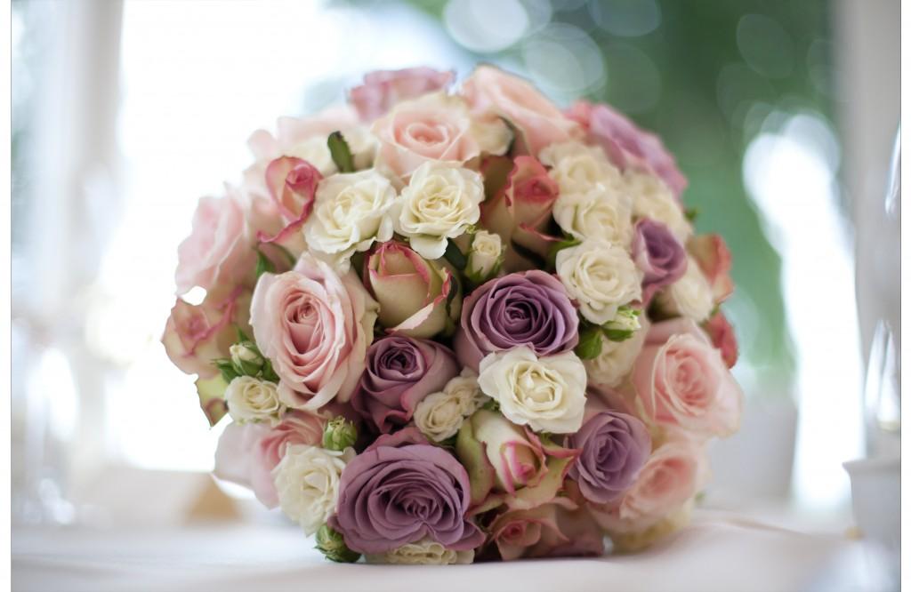 Beautiful Bridal Bouquet, stunning wedding flowers West Tower, Lancashire