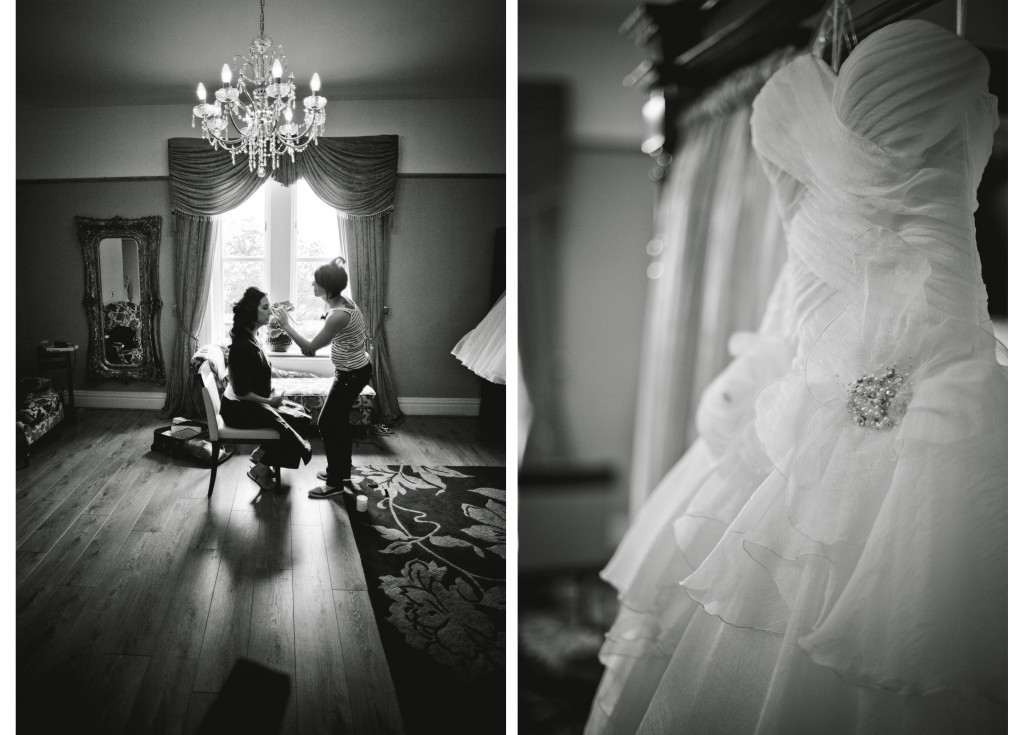 Beautiful West Tower Wedding Photography - Professional Lancashire Photographer