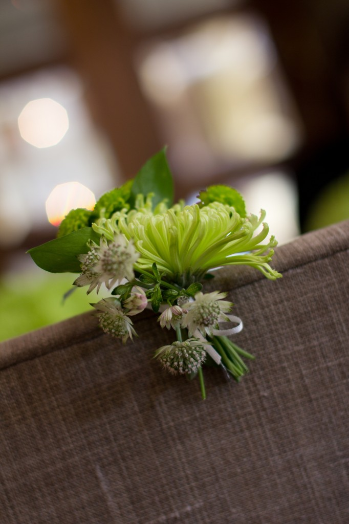 Beautiful wedding decorations, unusual and unique flowers