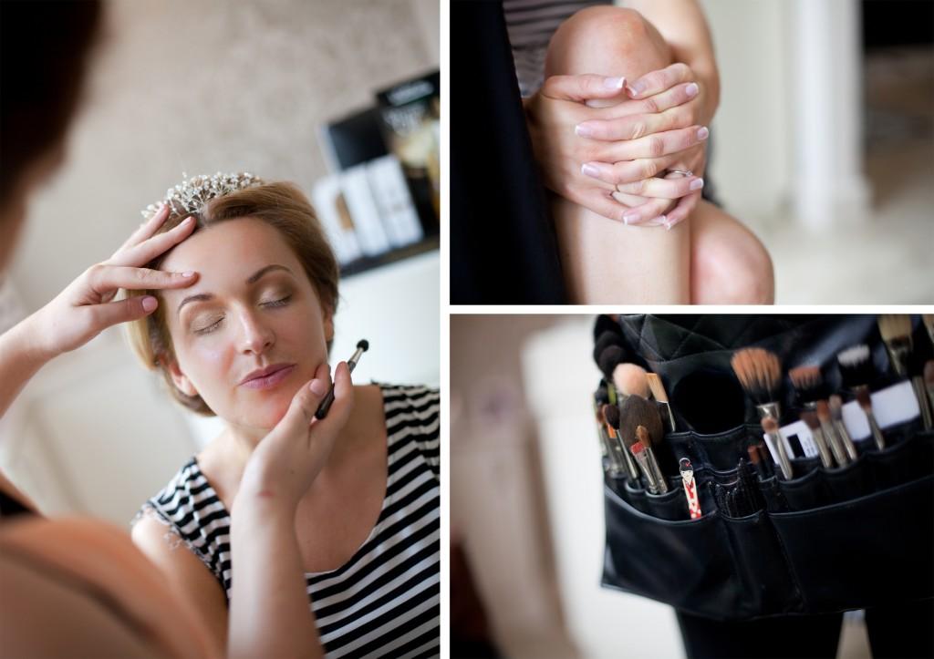 Bridal preparation, detailed documentary wedding photography