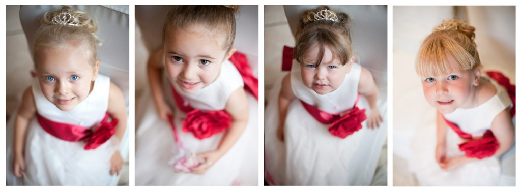 Tiny Bridesmaids, Suites Hotel Knowsley Wedding Photographer