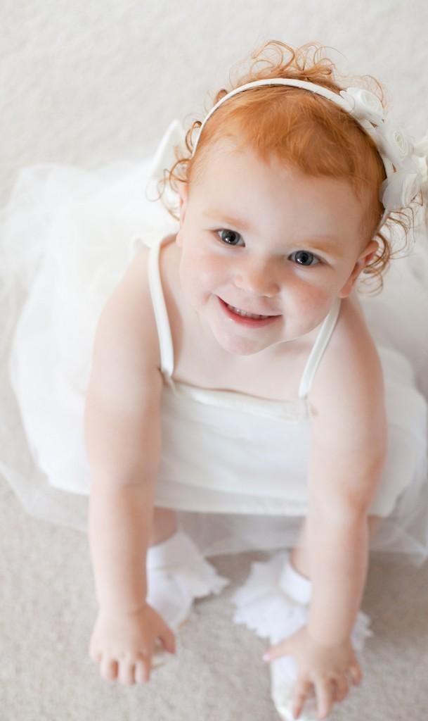 Cute Redhead Bridesmaid Wedding Photography Wirral
