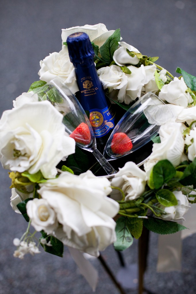 Celebrating in Style - Champagne
