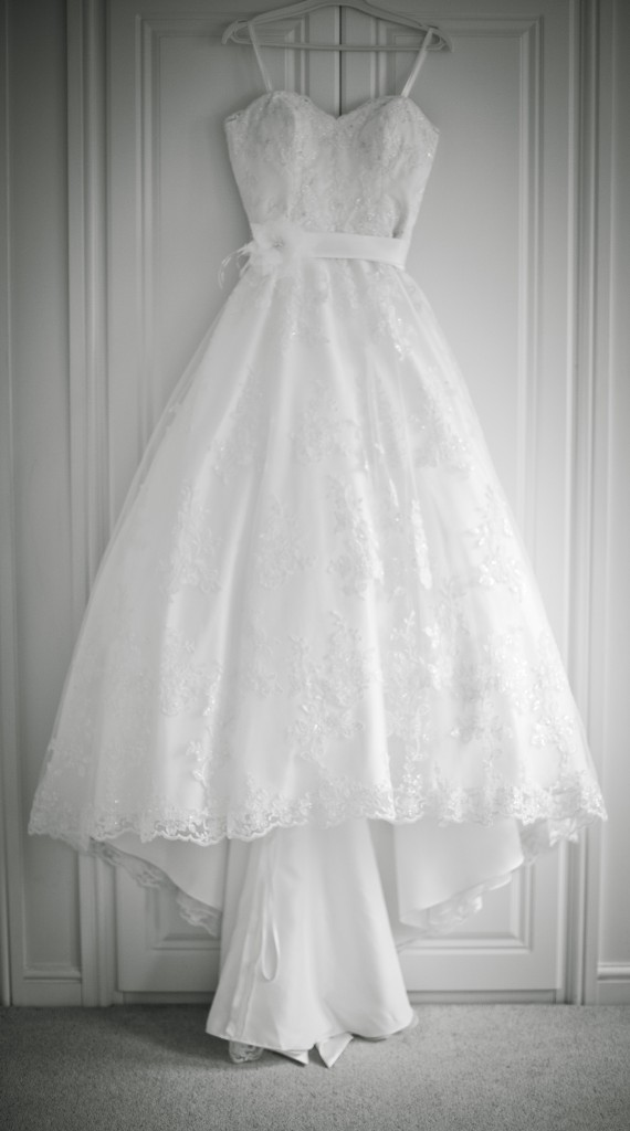Beautiful Wedding Dress in Liverpool Alicia Hotel