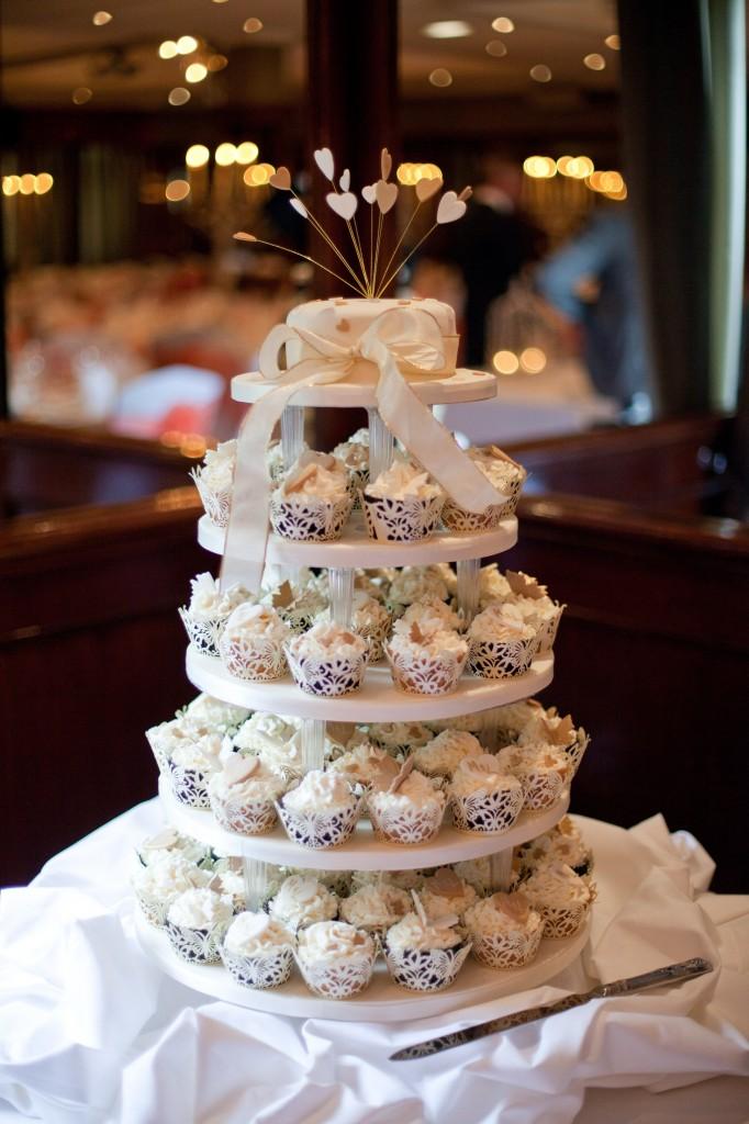 Wedding Cakes - Alicia Hotel Wedding Photography