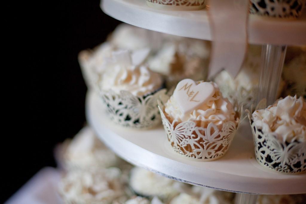 Cupcake Wedding Cake Details
