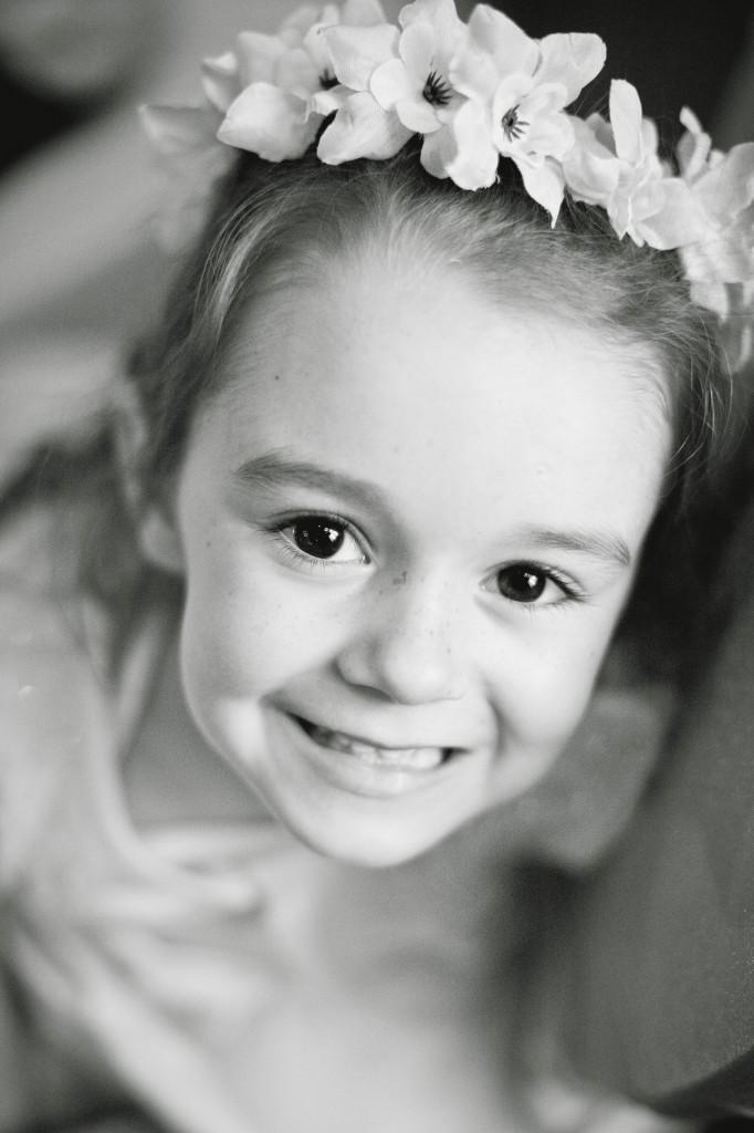 Cute Bridesmaid Smiling Alicia Hotel Wedding Photography