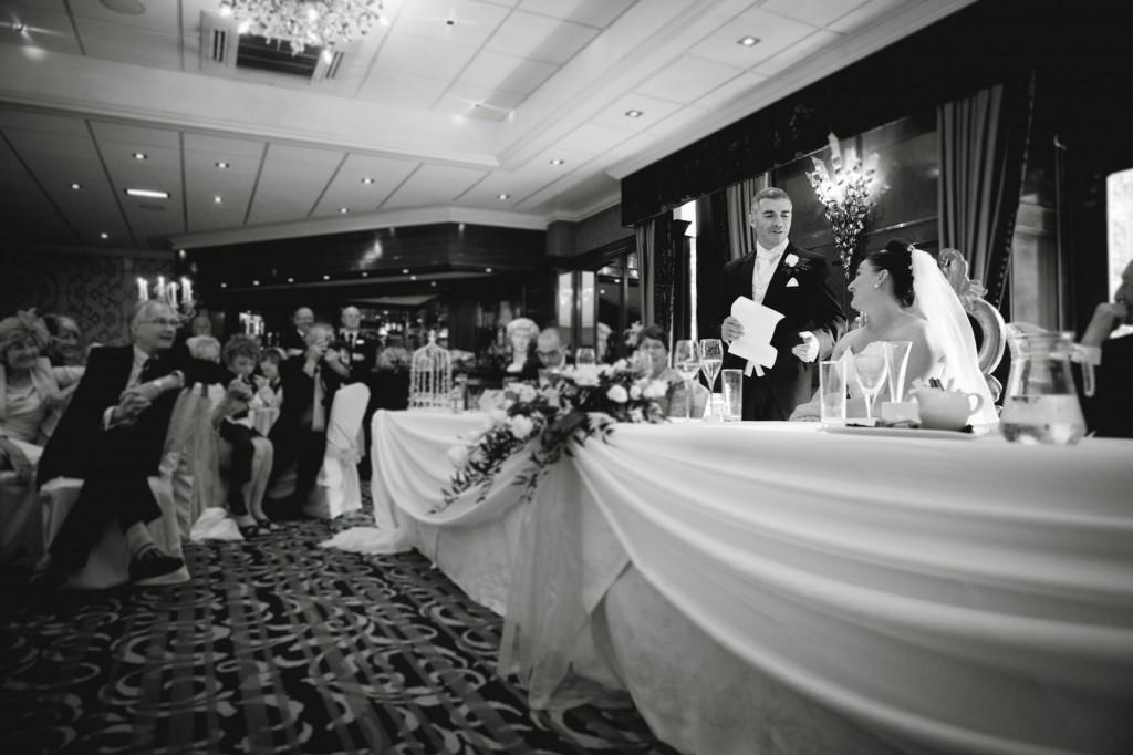 Wedding Reception - Liverpool Wedding Photography