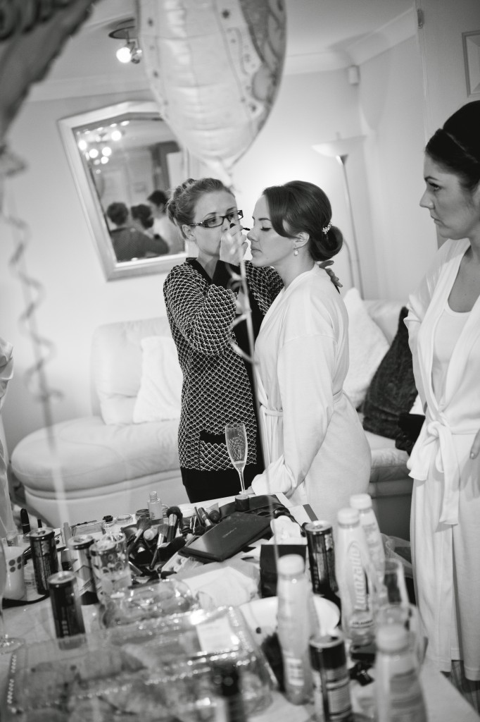 Make-up Liverpool Wedding Photographer   Suites Hotel Knowsley
