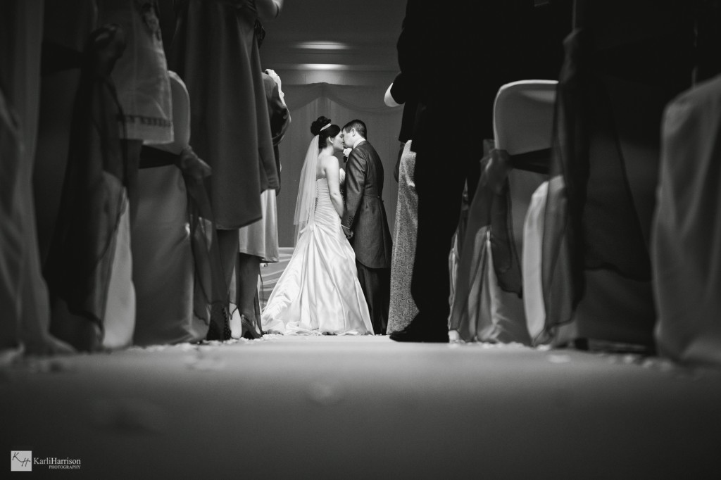 You May Kiss the Bride - Suites Hotel, Beautiful Wedding Photography