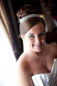 Close Up Bridal Photographs Beautiful Creative Liverpool Wedding Photography