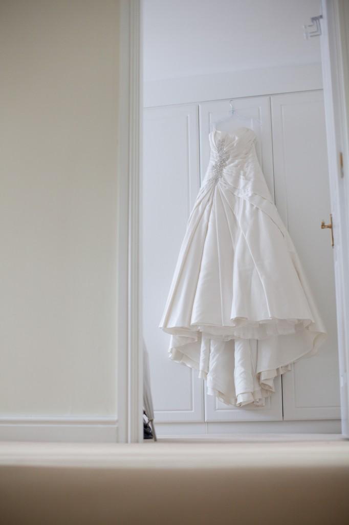 Creative Wedding Dress Photography - Liverpool Wedding Photographer