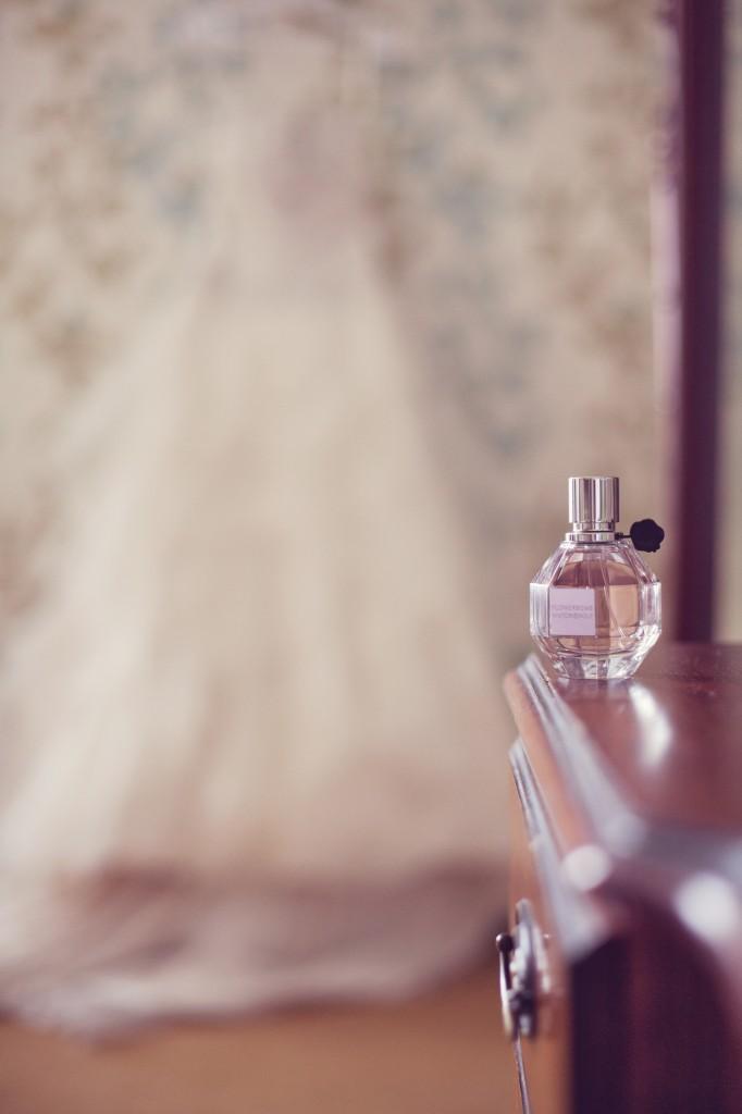 Perfume and Dress - Northop Hall Wales