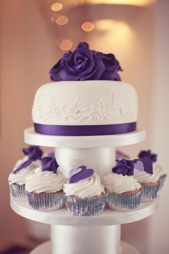 Wedding Cupcakes - North Wales Wedding Photography