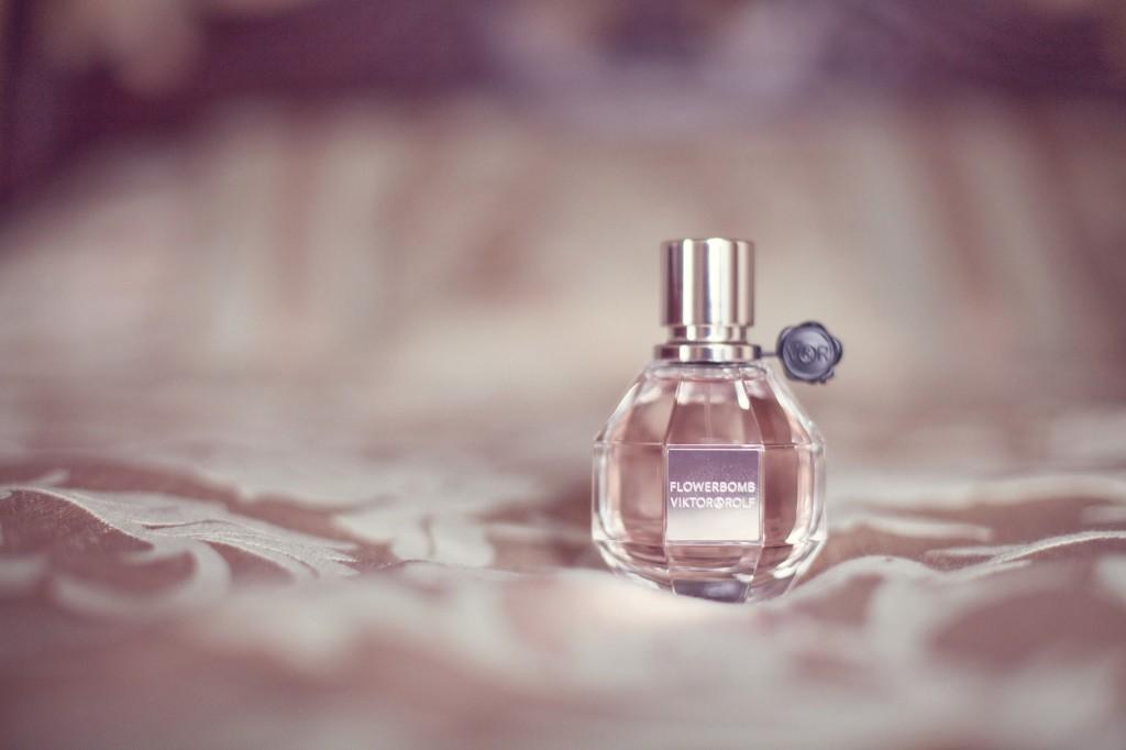 Perfume Bottle - Bridal Preparations North Wales