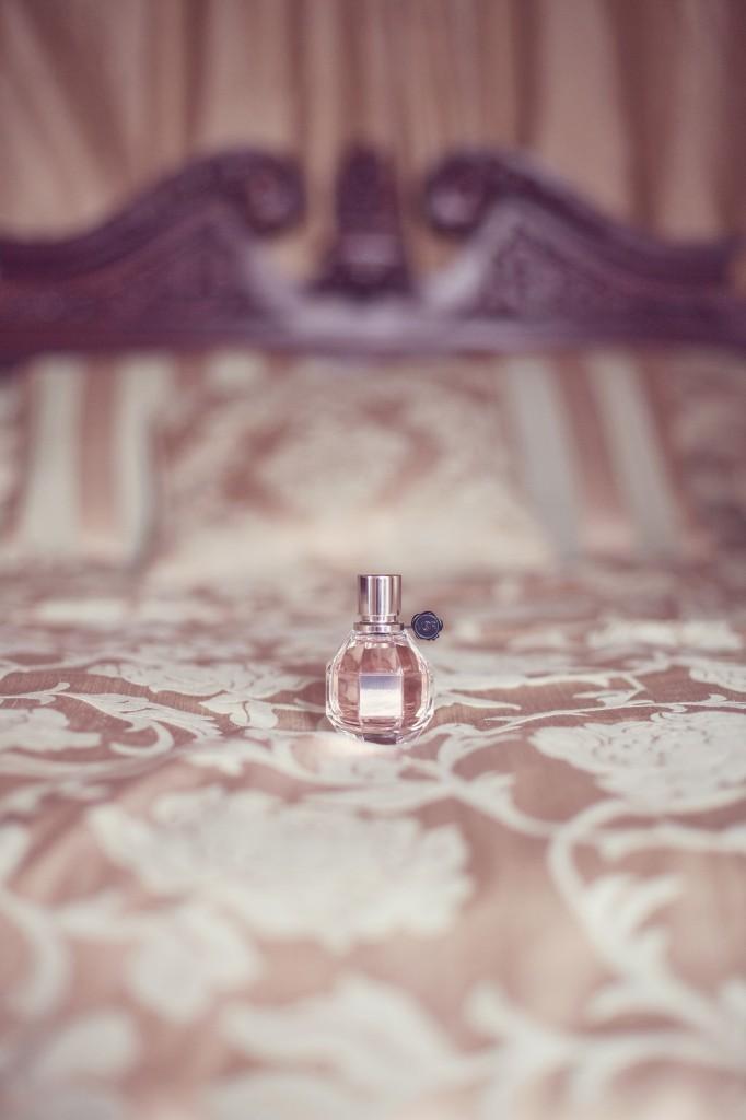 North Wales Wedding Photographer - Perfume Bottle