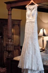 Beautiful Dress Bridal Suite at Rowton Castle, Shropshire