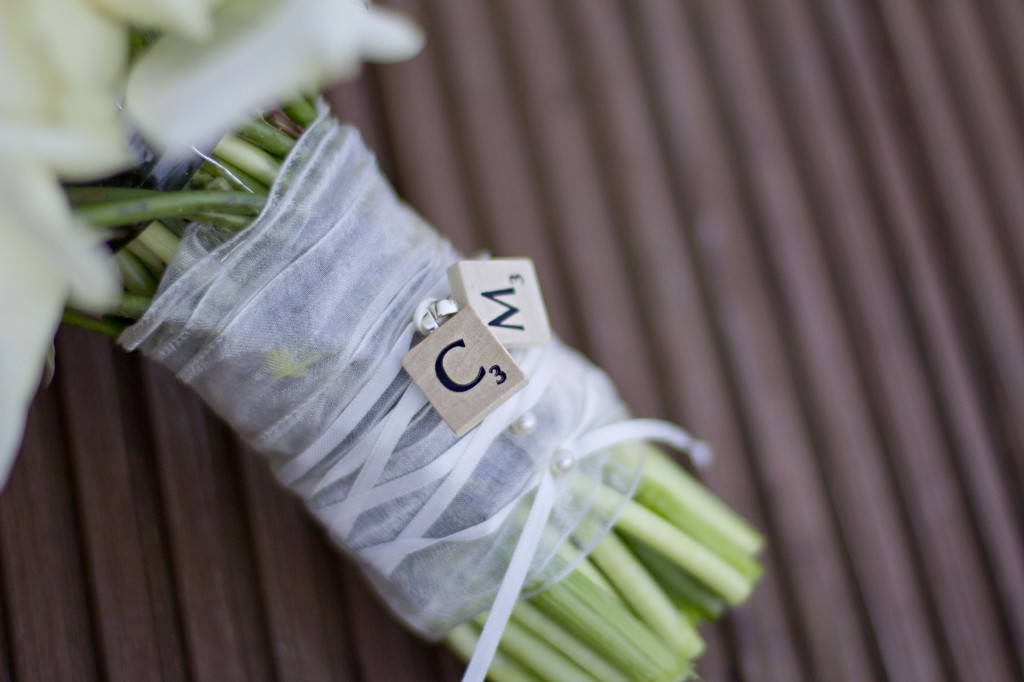 Scrabble Tiles - Wedding Ideas