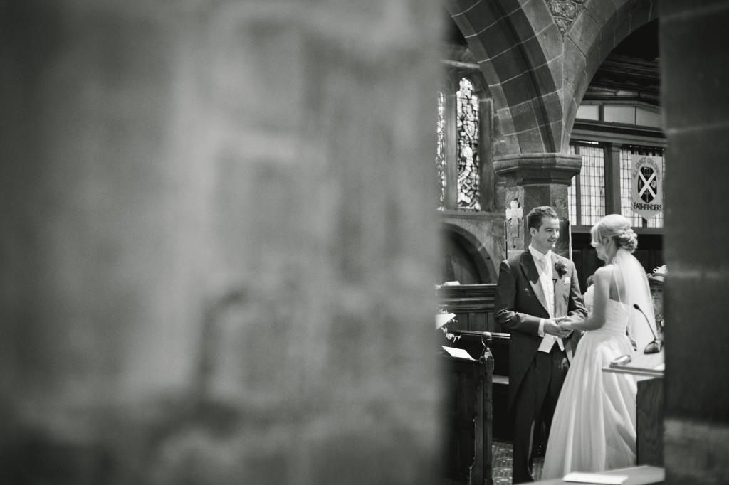 Wedding photojournalism, this wedding photograph was taken in Lancashire