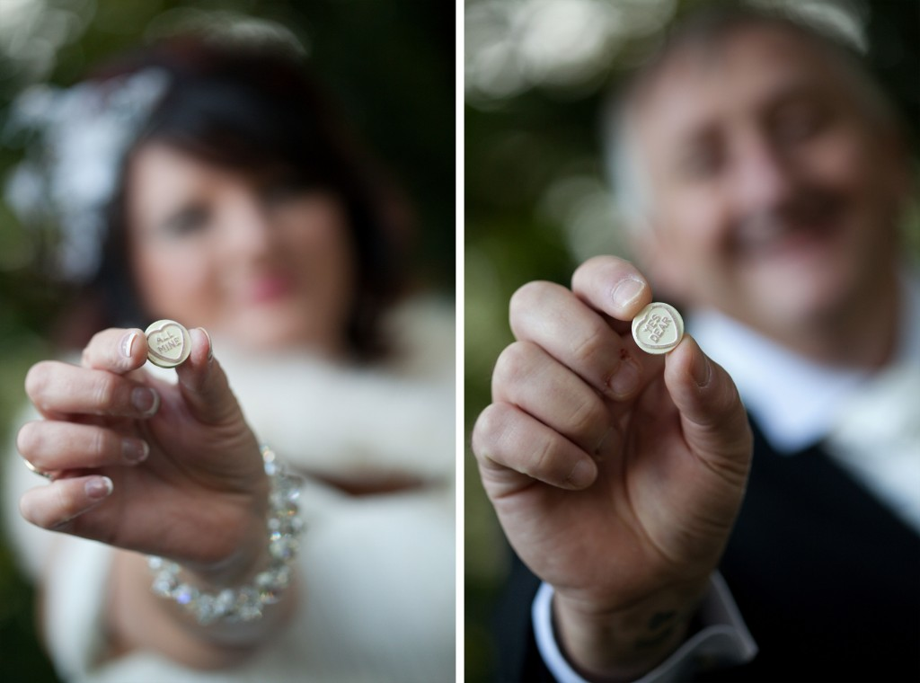 Love Hearts, Creative Wedding Photography Lancashire