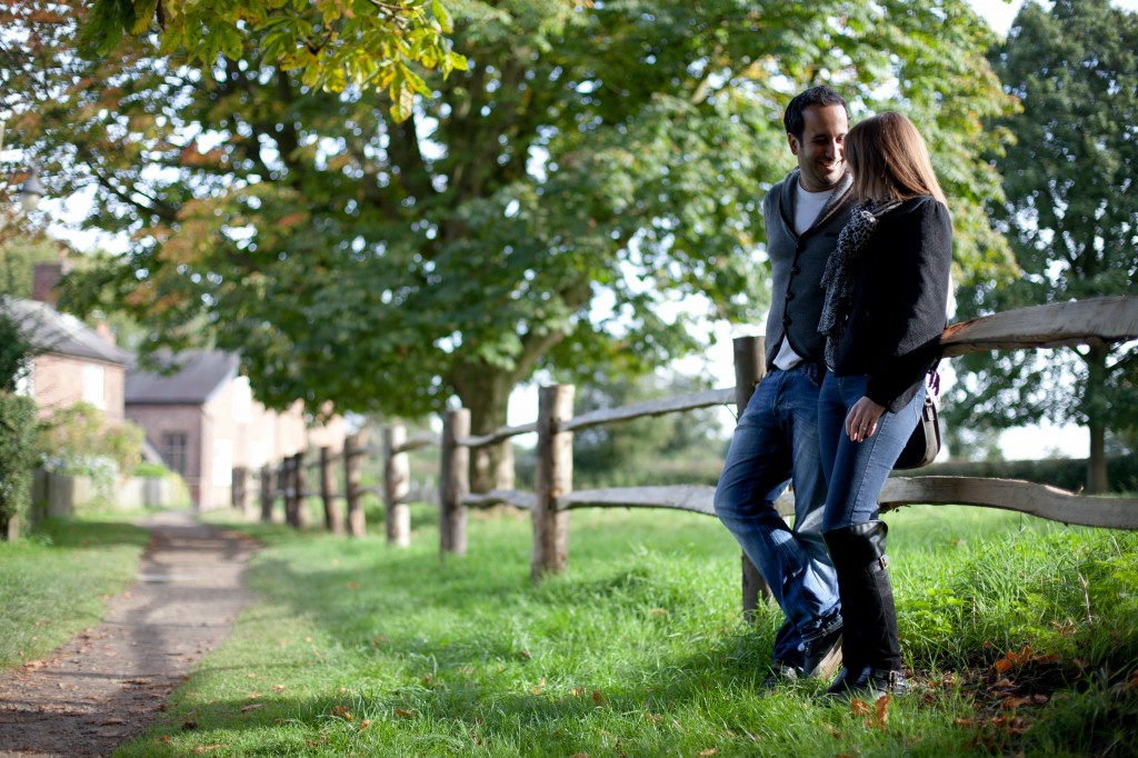 Country Pre Wedding Photography, Engagement Shoot
