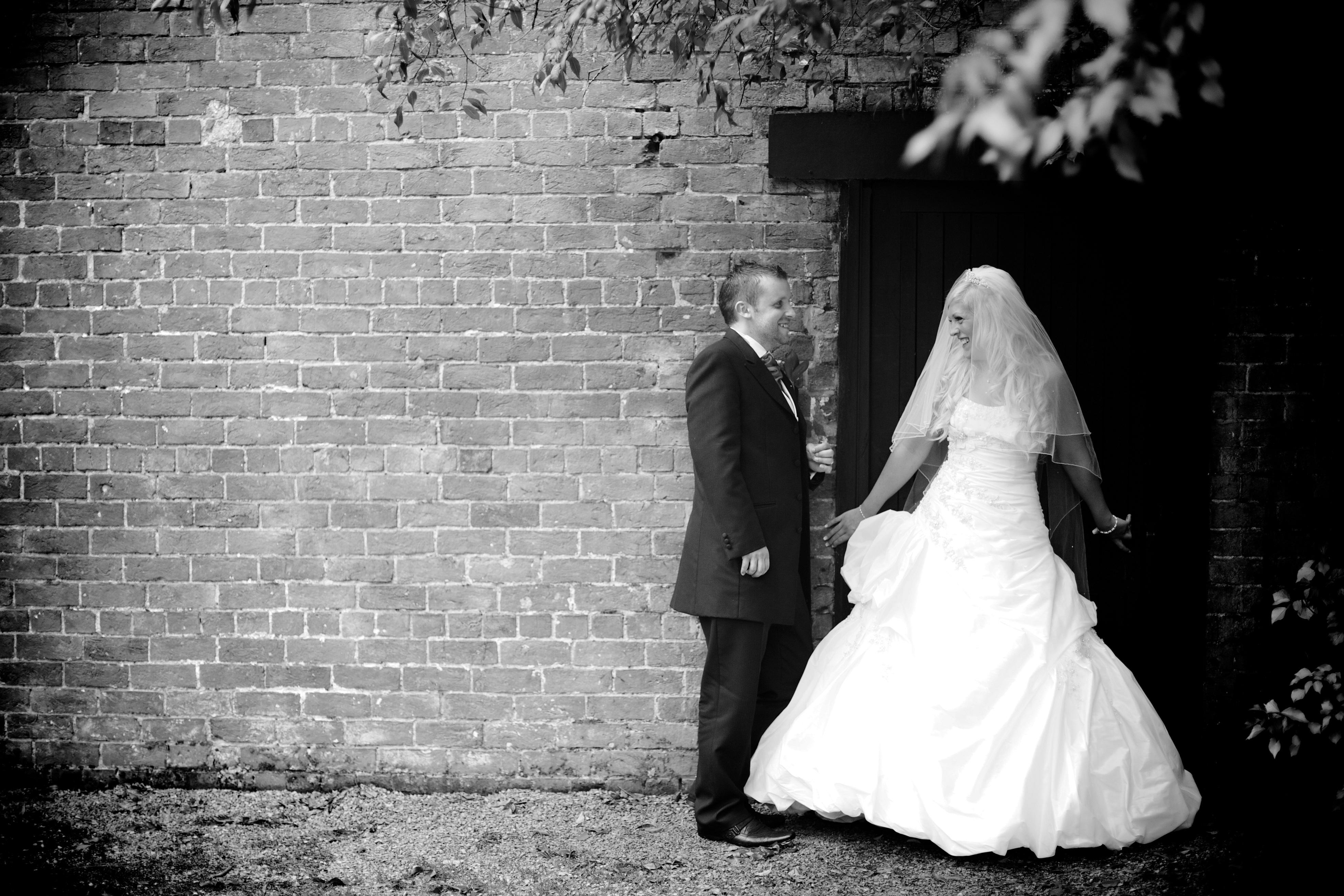Couples Portraits Lancashire Wedding Photography | Bartle Hall Wedding Photographer