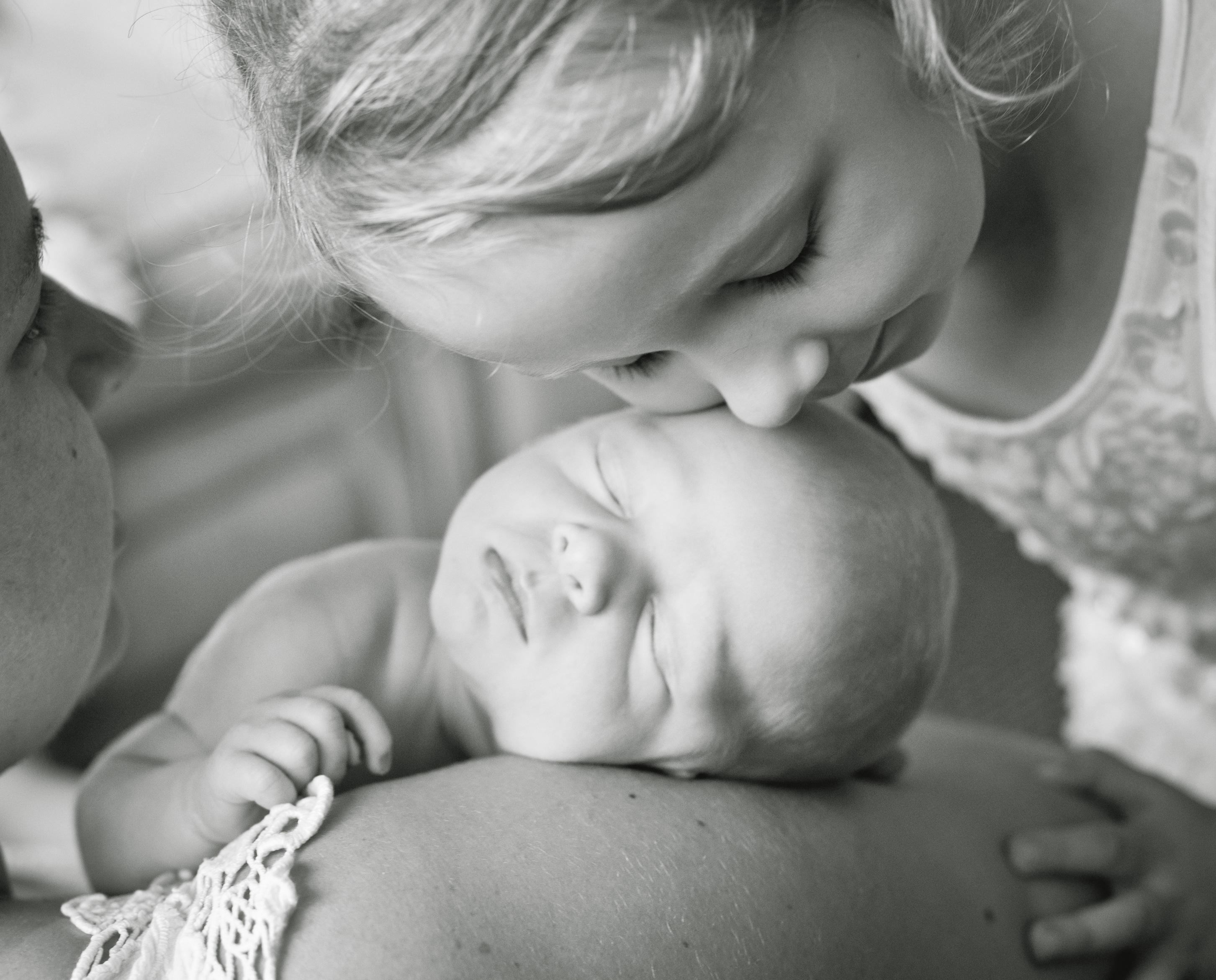 Siblings | Newborn Photography Lancashire