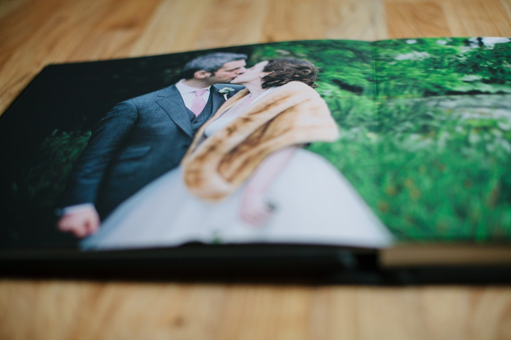 Kiss the Bride Wedding Album