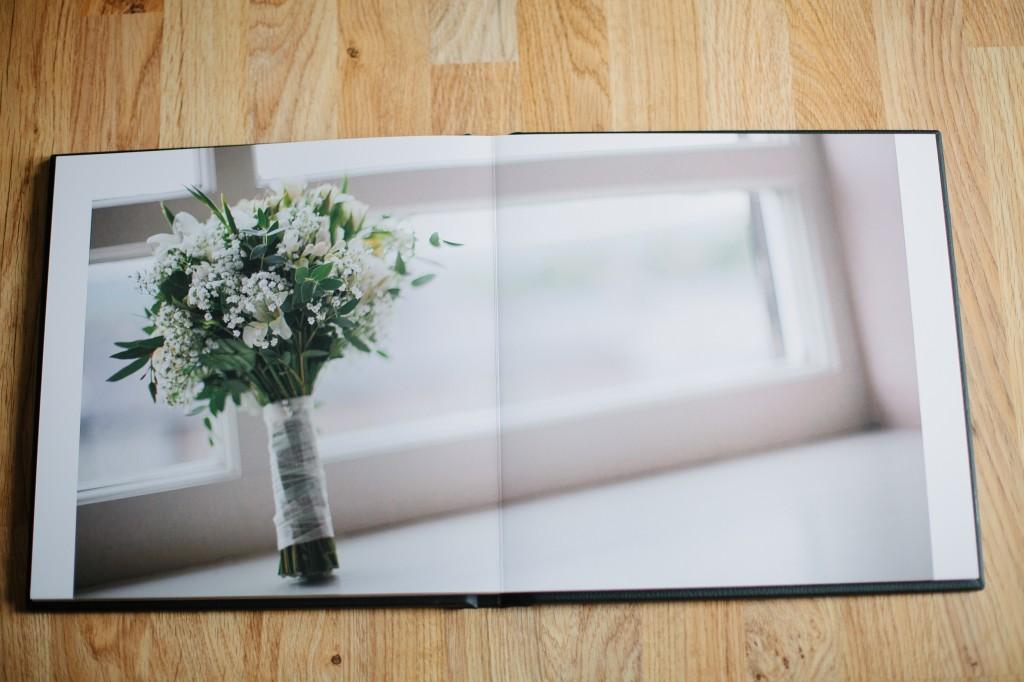 Beautiful Bouquet in Blackburn Lancashire, Wedding Album