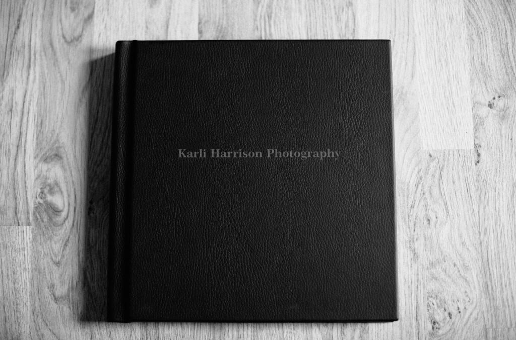 Wedding Photography Album by Karli Harrison Photography