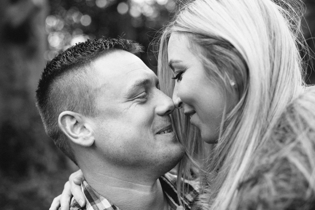 Looking into each others eyes | Statham Lodge Pre Wedding photography