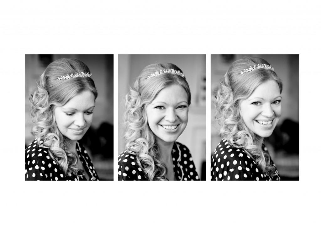 Beautiful Bridal Preparation Shots