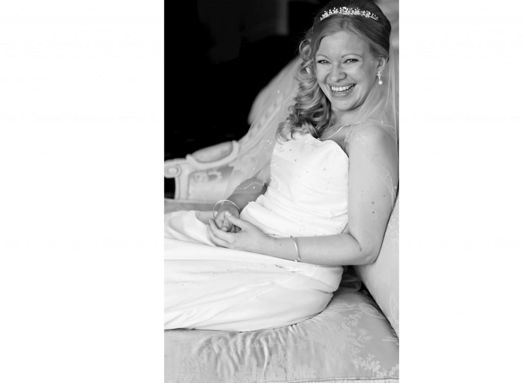 Gorgeous Smiling Bride, Wedding Photography