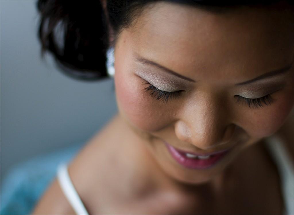 Beautiful Bride Smiles, Cumbria Wedding Photography