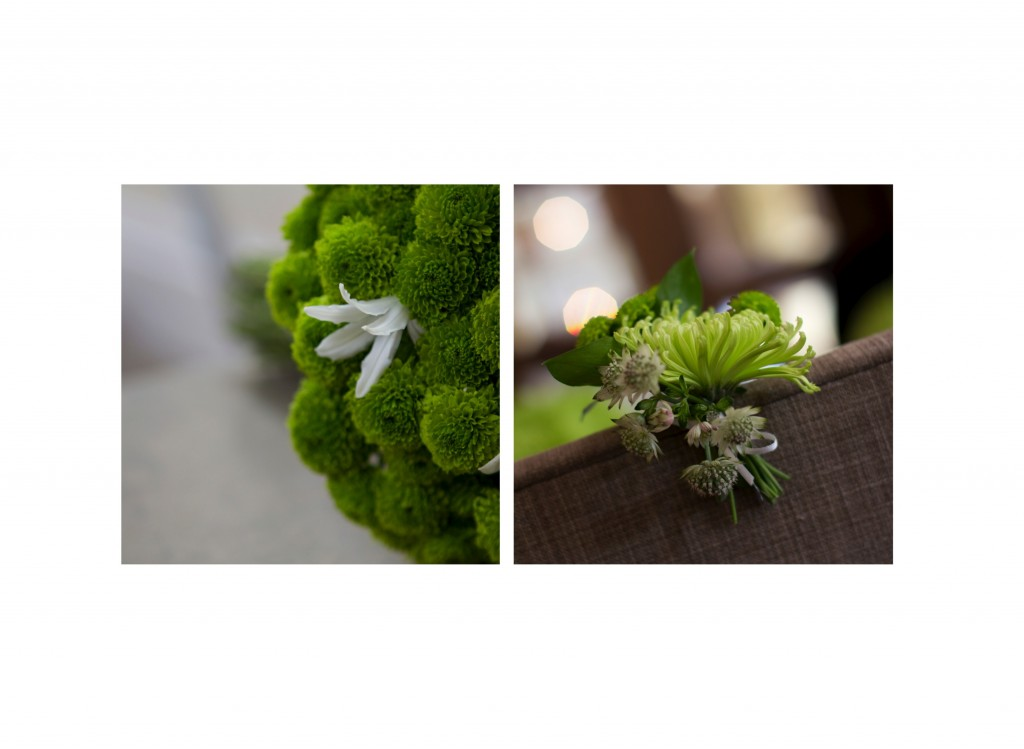 Unusual Floral Details Wedding photography