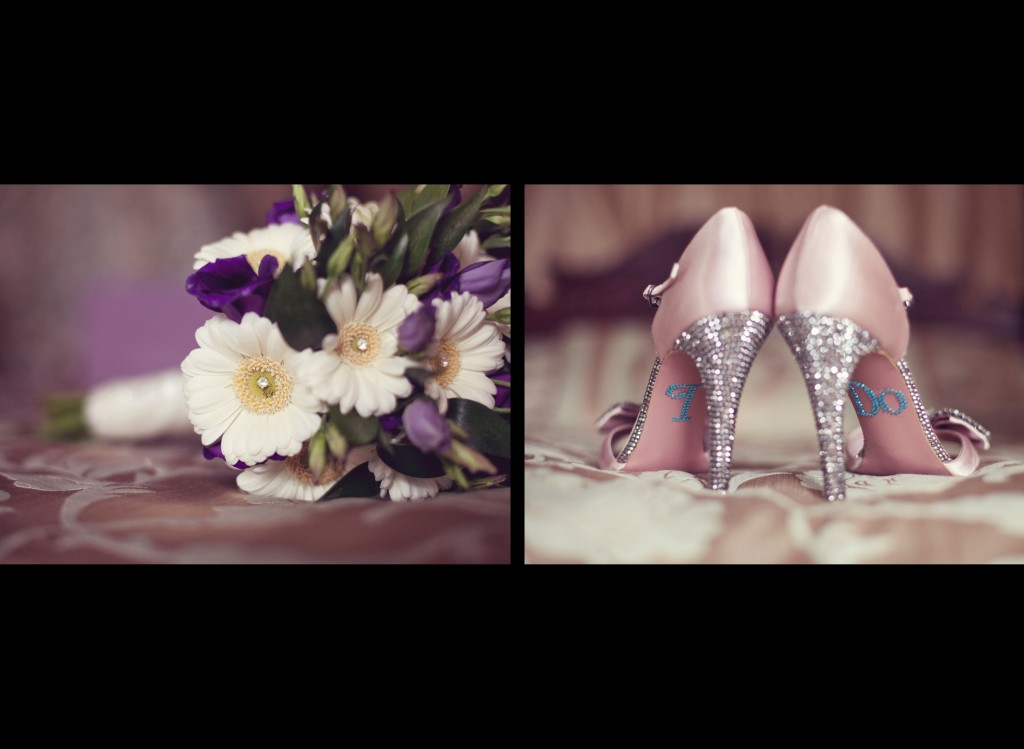 Gorgeous Details during Bridal Preparation