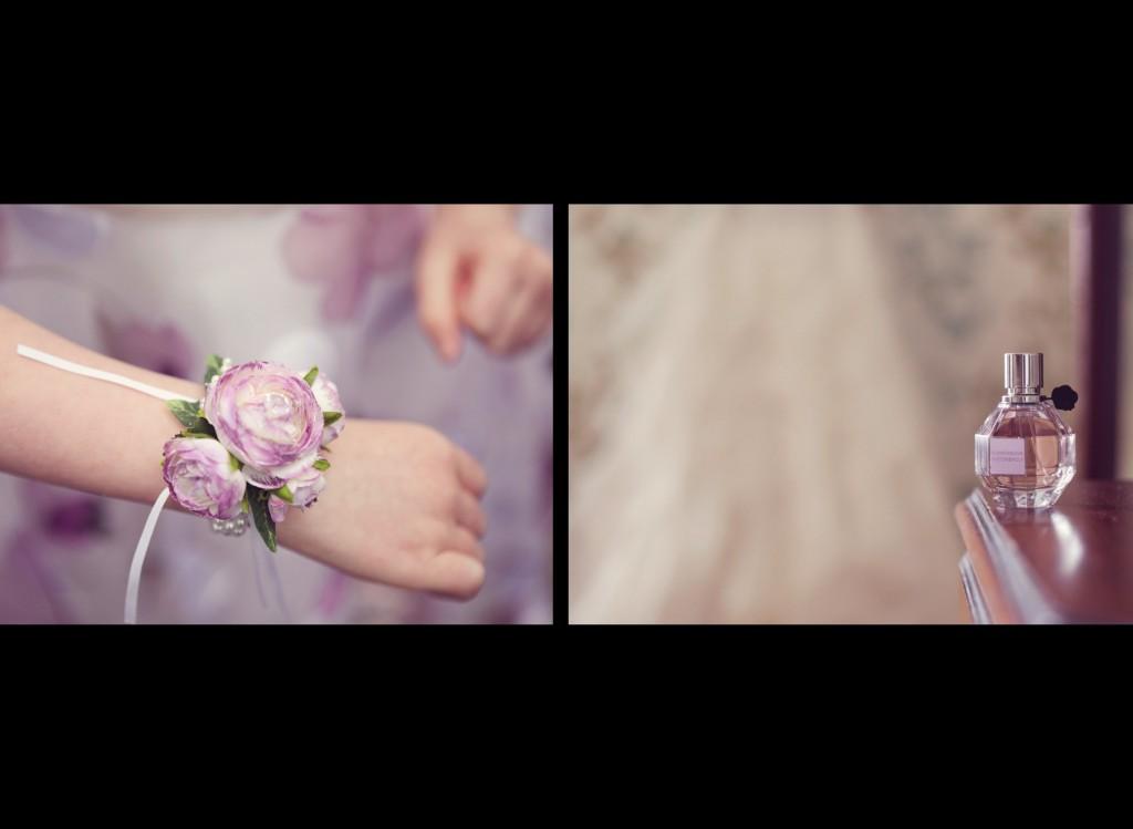Flowers and Perfume, Bridal Preparations