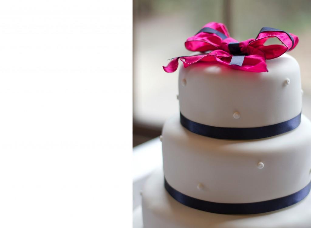 Rowton Castle Wedding Cake