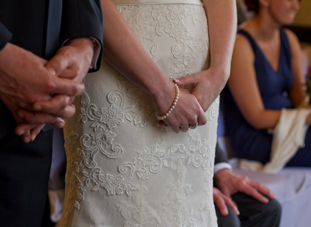 Bride and Groom Details Rowton Castle