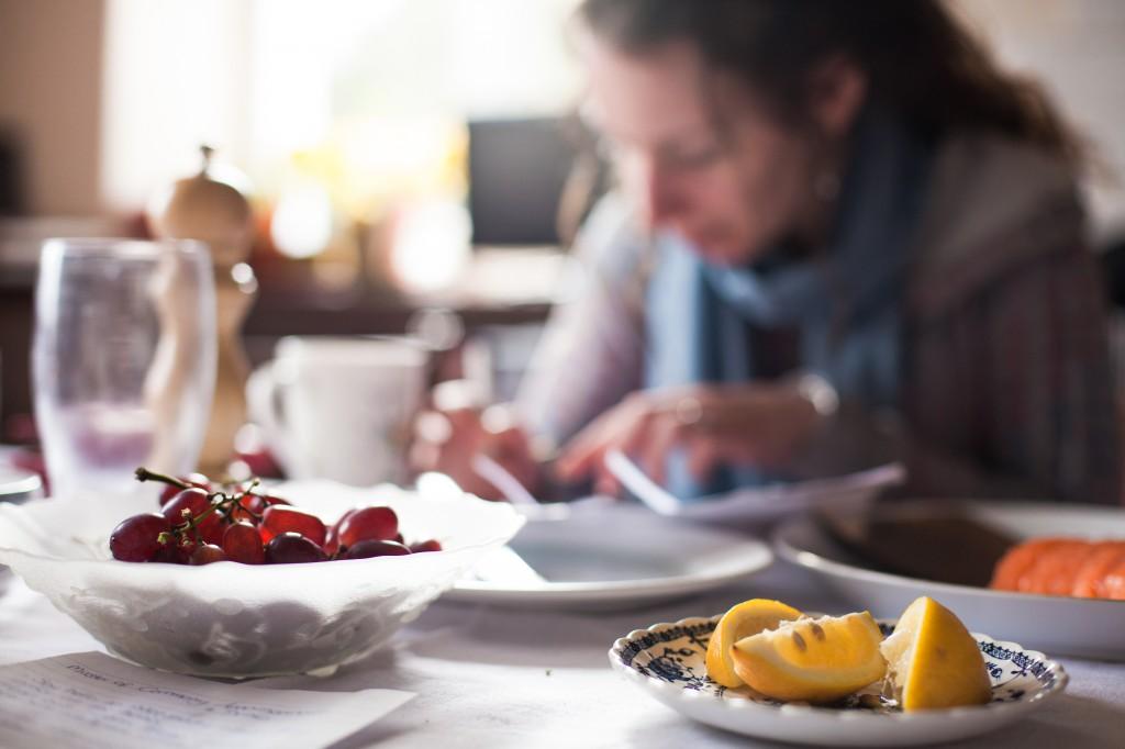 Good, Glorious Food | Lake District Wedding PHotographer