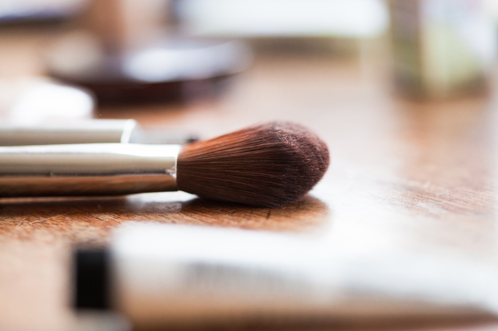 Make Up Brushes Bridal Preparations